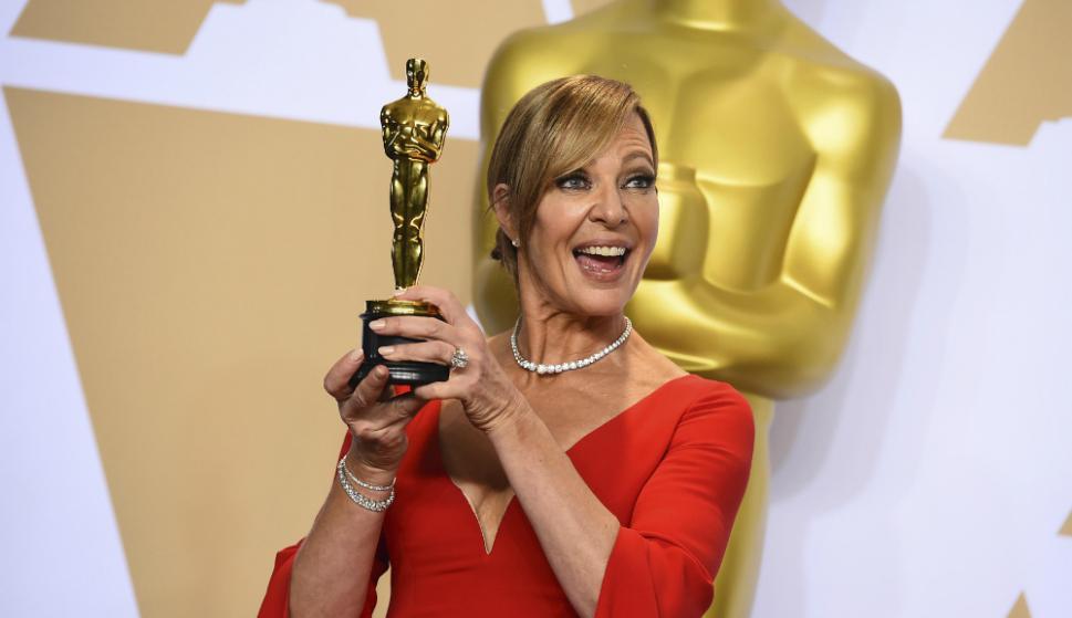 Allison Janney ganó el Oscar por su papel en la comedia negra Yo soy Tonya. Foto: Archivo
