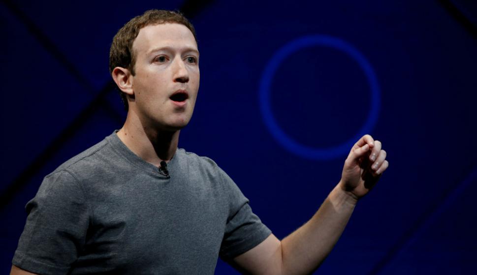 Expertos dicen que Zuckerberg reaccionó tarde a la crisis de filtraciones. Foto. Reuters