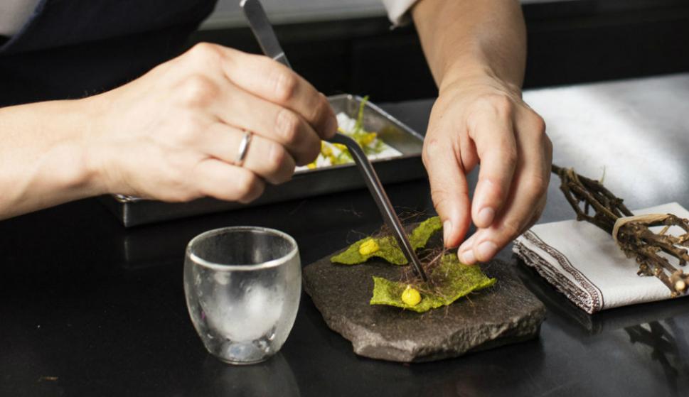 Chef's Table, una gran serie que presenta las cocinas de los cocineros más importantes del mundo. Foto: Difusión