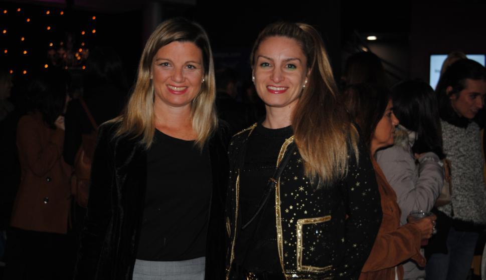 Virginia y Fernanda Felipez.