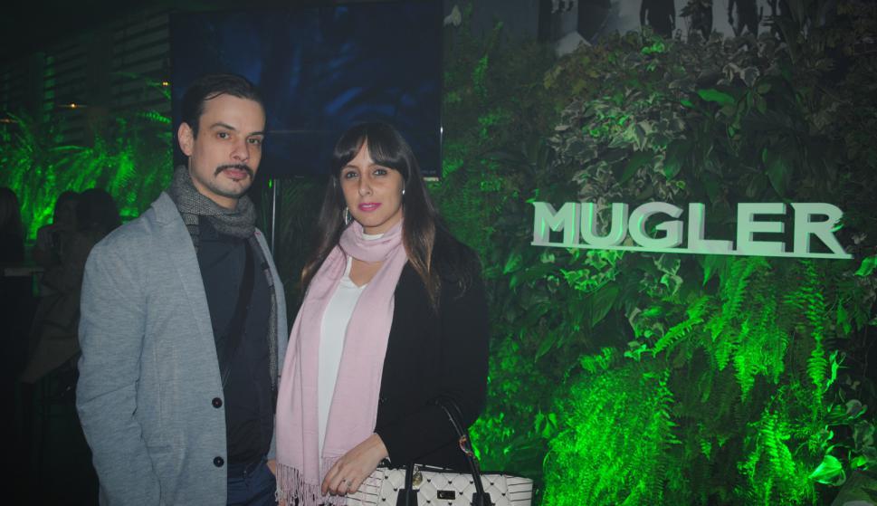 Mauro Betschart, Mariana Muñoz.