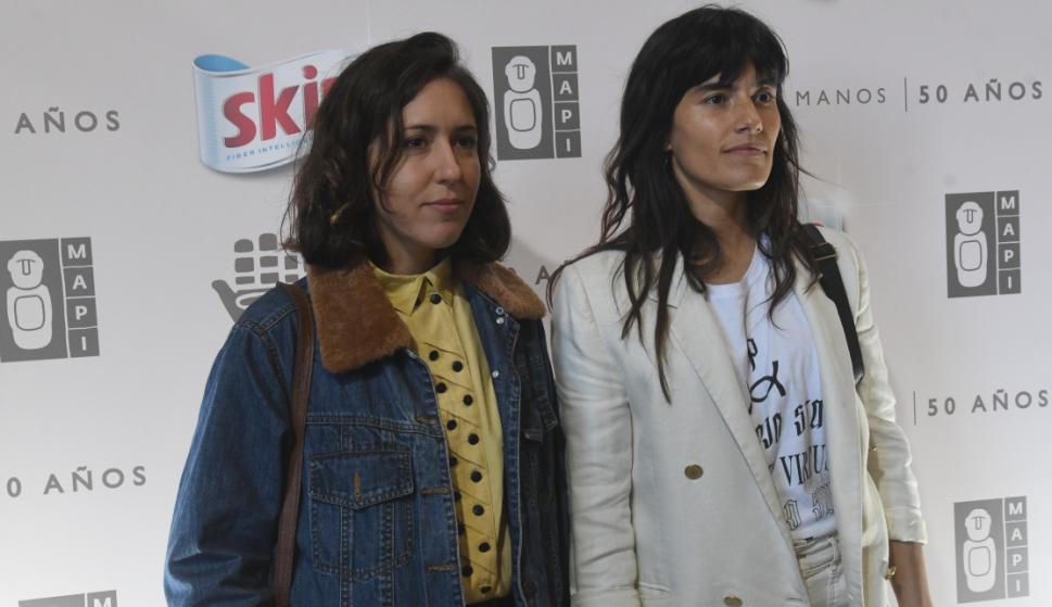 Karin Topolanski, Lucía Ottonello.