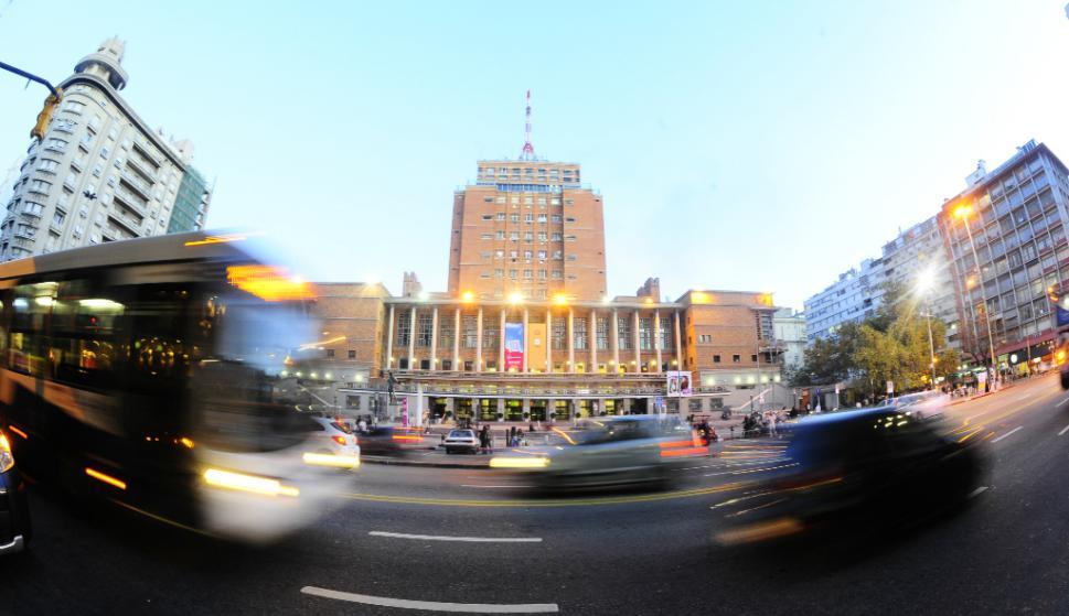 La administración municipal de Montevideo es una de las cajas más fuertes del Estado. Foto: Nicolás Pereyra