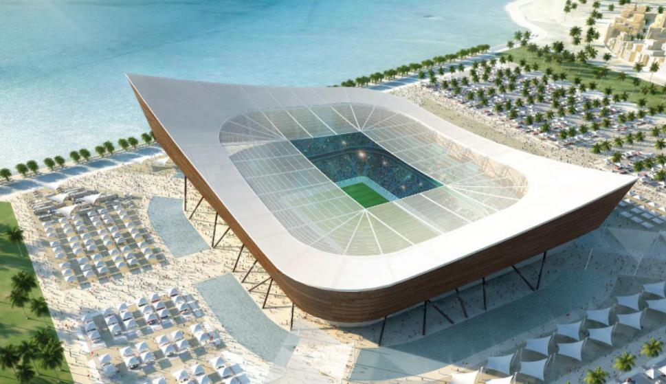 Los estadios de Qatar 2022