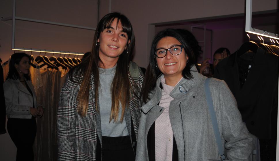 Ana Laura Durante, Andrea Fabry.