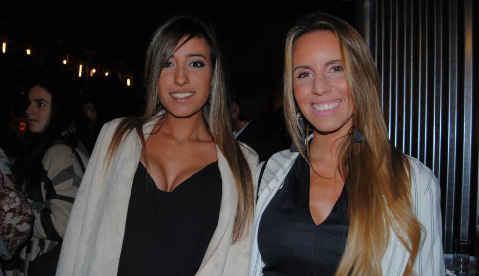 Martina Trigo, Claudia Depaulo.