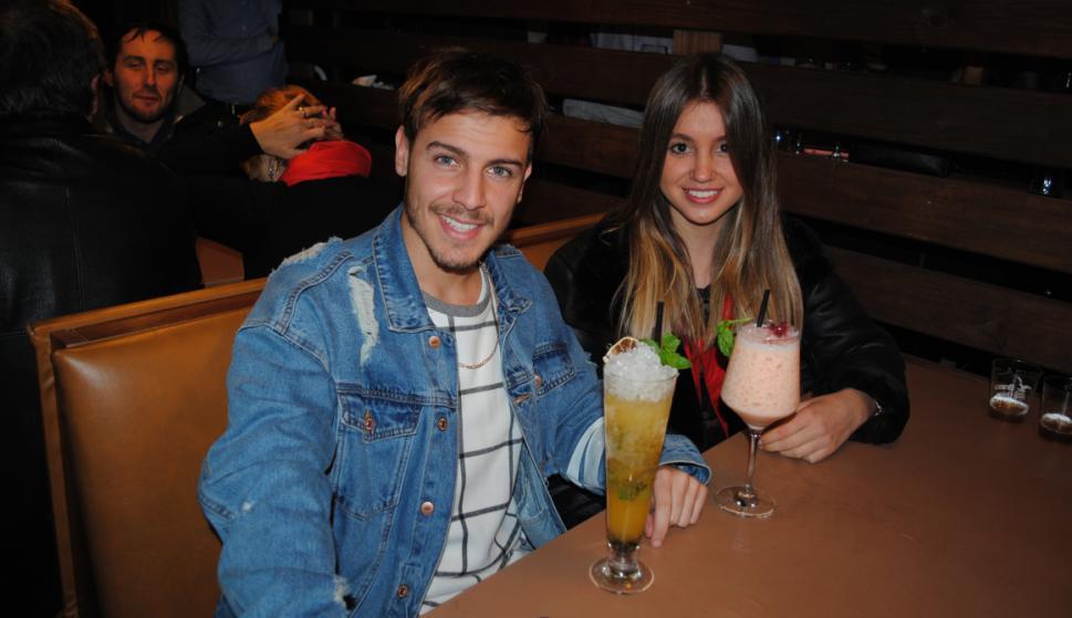 Nicolás Falero, Yanina Ilundain.