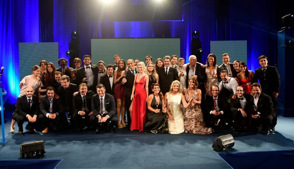 Ganadores de los Premios Iris 2017.