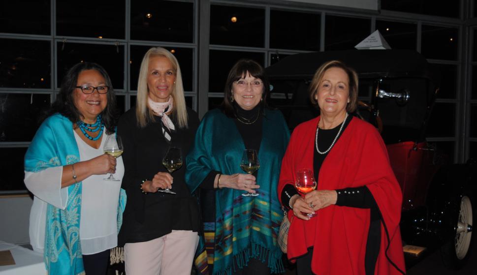 Ana Burgos, Silvia Vieira, Silvia Escudero, Beatriz Cordano.
