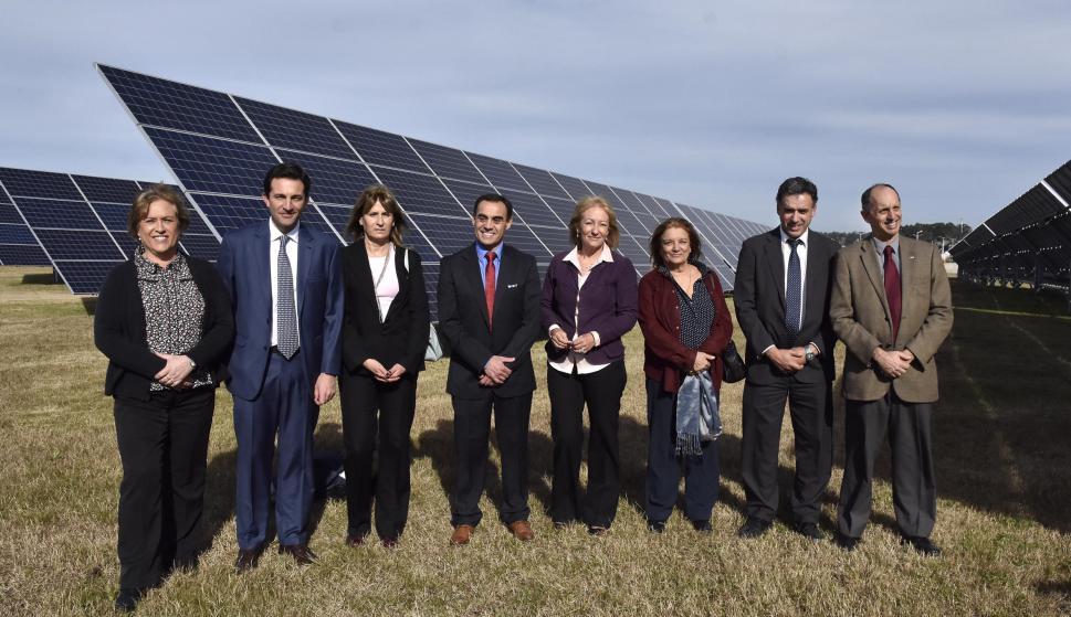 Casilda Echevarría, Diego Arrosa, Olga Otegui, Jorge Navarro, Carolina Cosse, Eneida de León, Yamandú Orsi, Gonzalo Casaravilla.