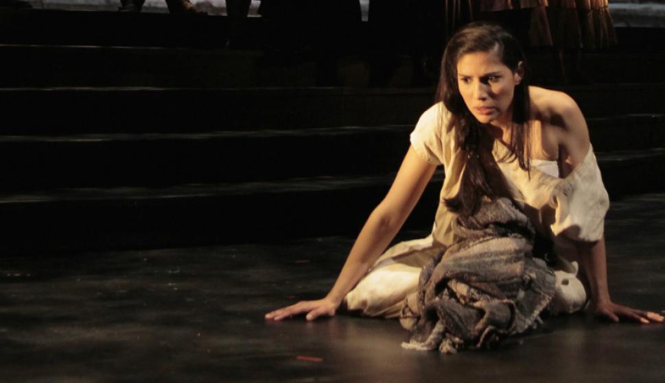 Dulce Rosa, una ópera de dos actos que tendrá dos funciones en el Sodre y una en Paysandú. Foto: Difusión