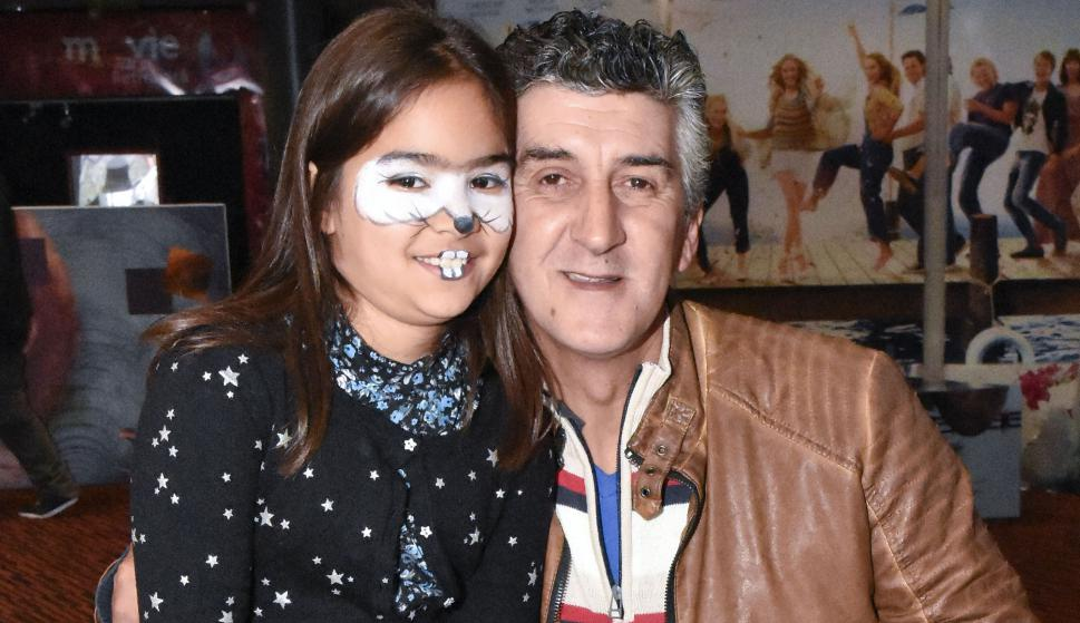 Belén y Mauro Pérez