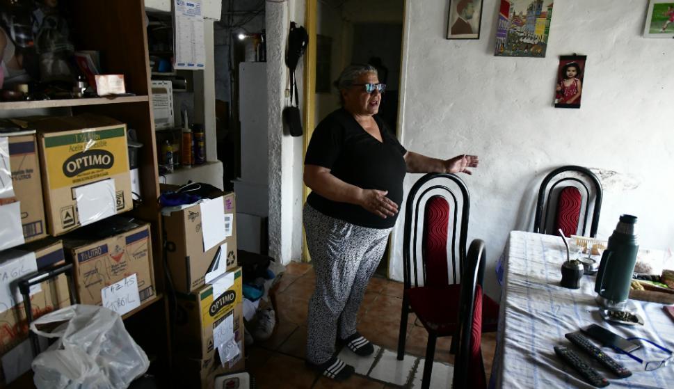 Isla de Gaspar, el asentamiento más antiguo de Montevideo tiene las horas contadas. Foto: Fernando Ponzetto