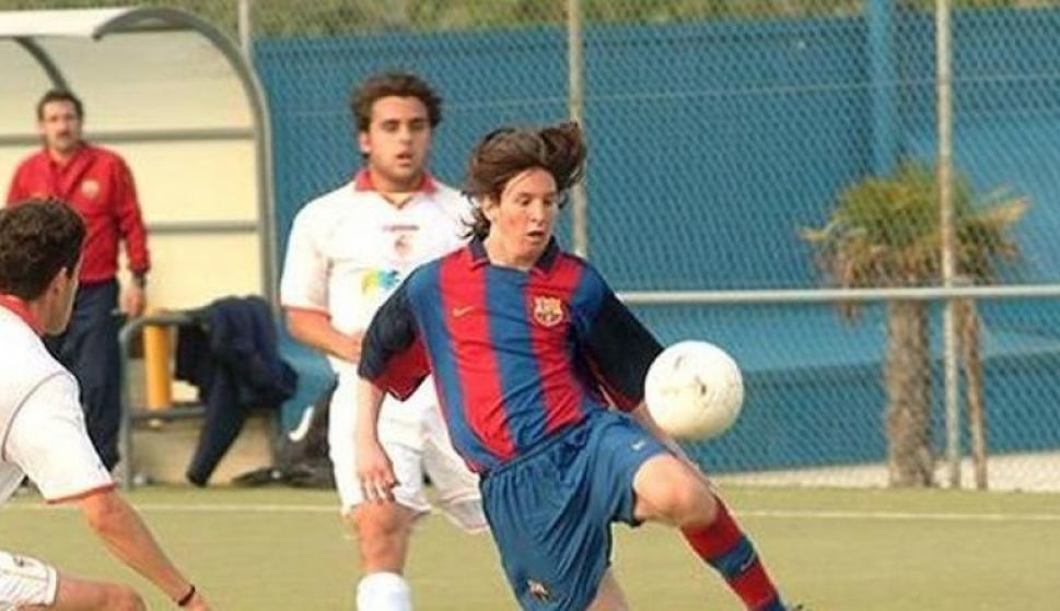 Hace 18 años Barcelona le abría las puertas a un tal Lionel Messi ...
