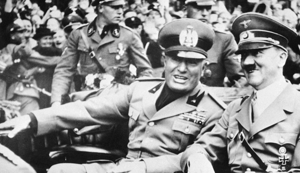 Hitler, Stalin, Mussolini - Especiales - 14/09/2018 - EL PAÍS Uruguay