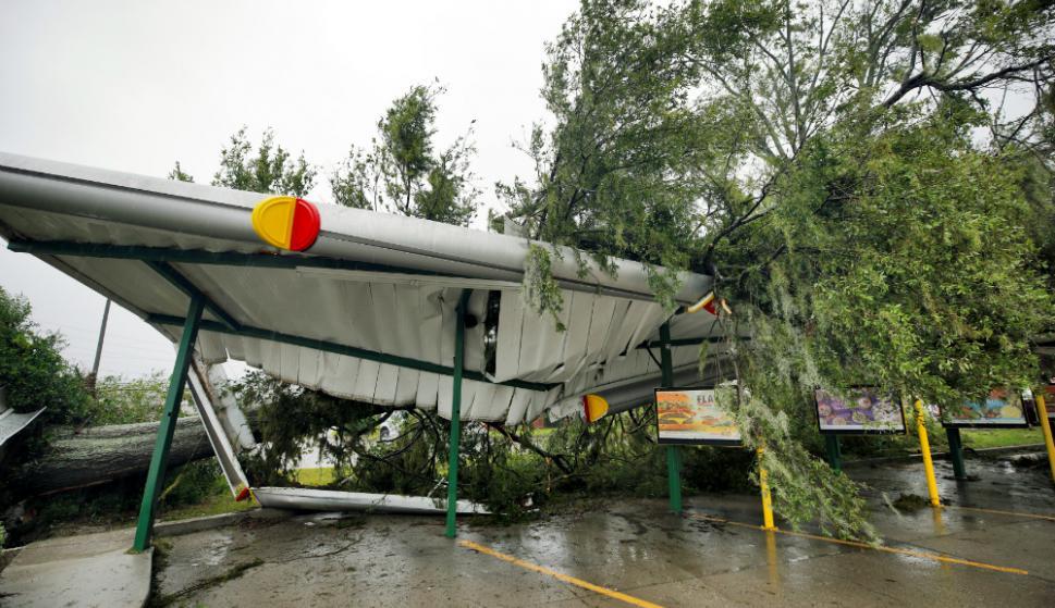 El huracán Florence hizo estragos en Carolina del Norte. Foto: Reuters