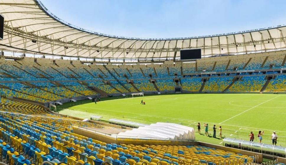 Estadio Maracaná - Rio de Janeiro - 78.000 espectadores