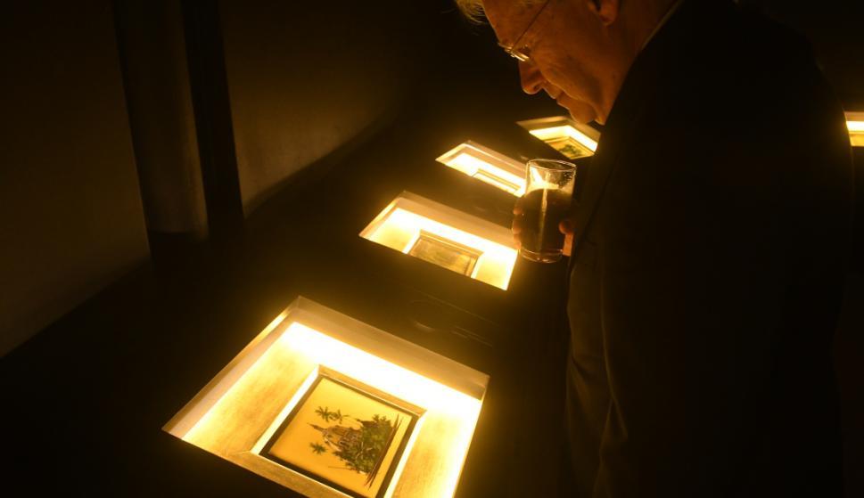 La exhibición se puede visitar hasta el 14 de octubre.