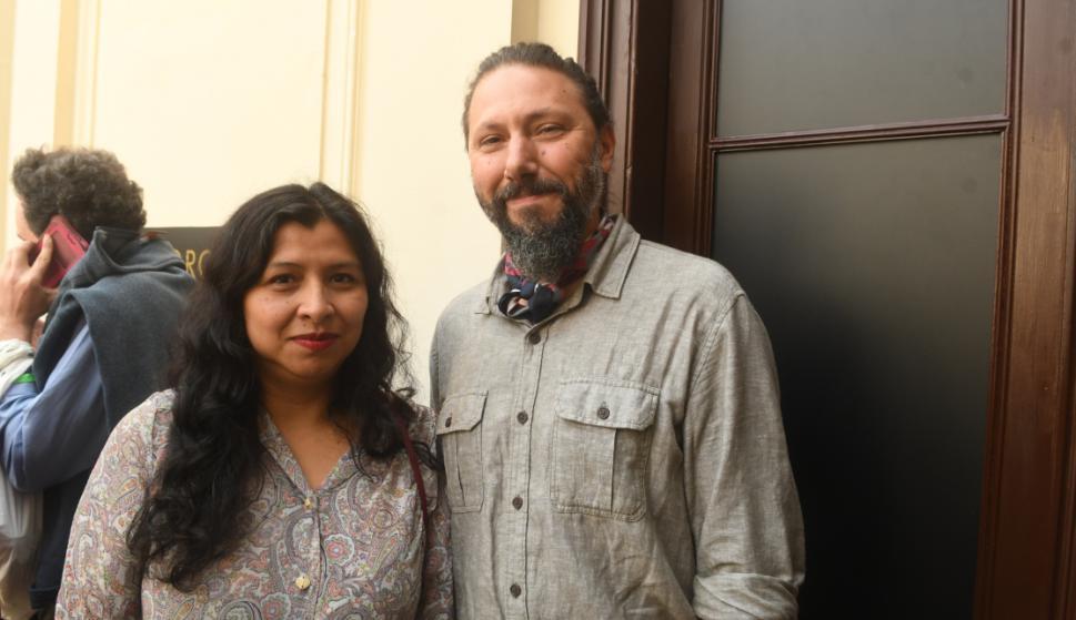 Martha Orozco, Emiliano Mazza.