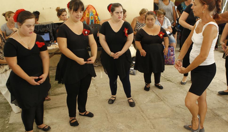 Psicoballet La Danza Como Terapia Que Cambia Vidas 01 10 2018 El País Uruguay