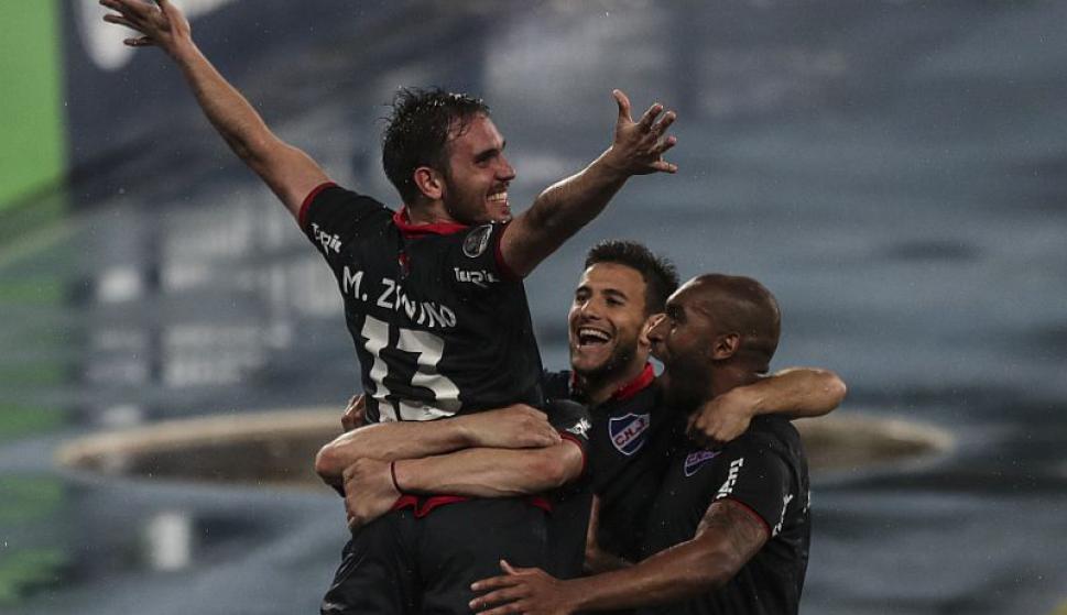 Fluminense vs. Nacional