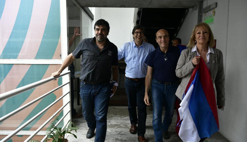 Resultado de imagen para candidatos del frente amplio uruguay