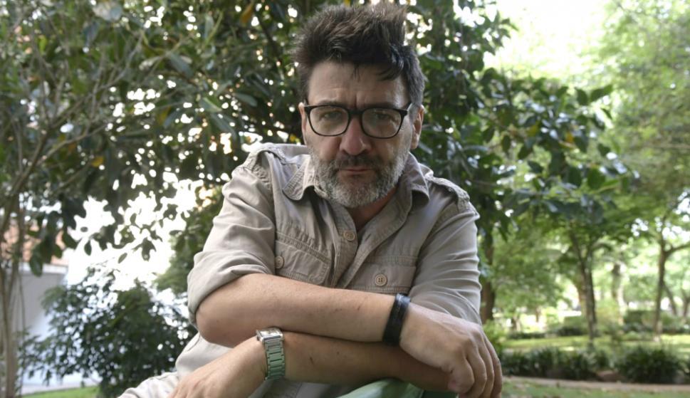 César Troncoso tiene dos películas en cartelera y una serie para ver en la app de Fox