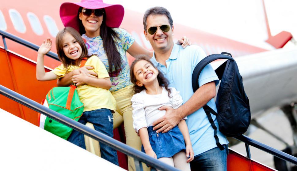 Pasar meses viajando en familia puede ser un desafío para todos