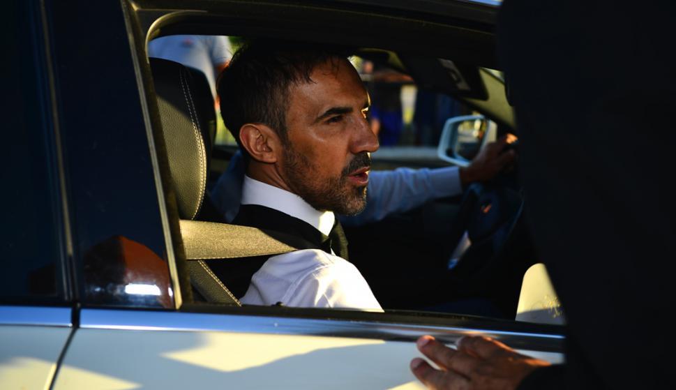 Vicente Sánchez. Foto: Gerardo Pérez