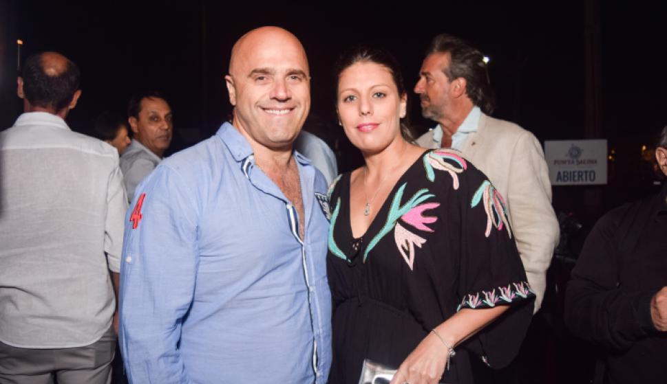 Gabriel Vitali, Cecilia Correa.