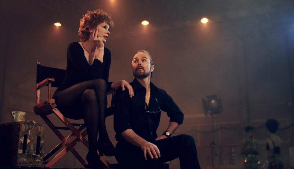 Michelle Williams y Sam Rockwell protagonizan la miniserie Fosse Verdon