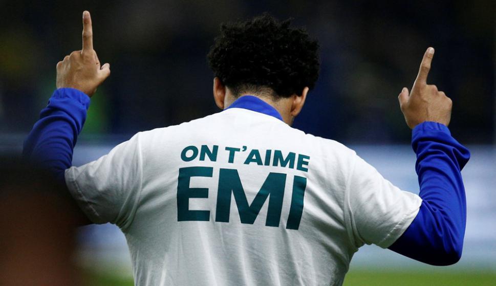 El homenaje de Nantes a Emiliano Sala