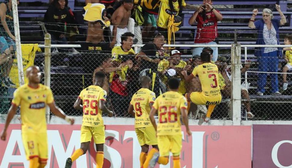 Defensor Sporting pidió los puntos en Conmebol