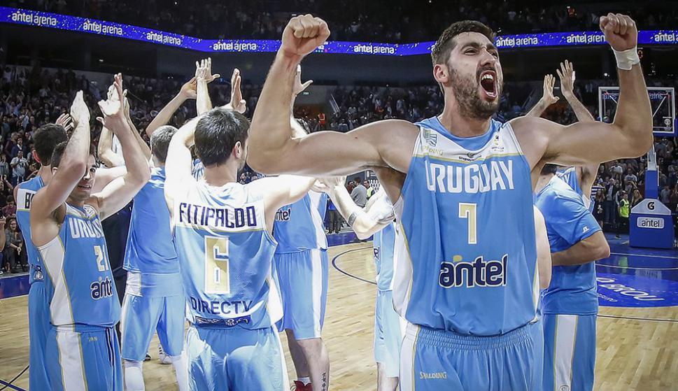 Mathías Calfani en Uruguay