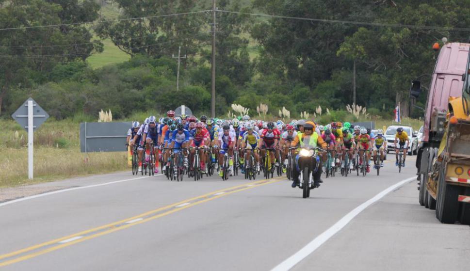Rutas de América etapa 2. Foto: Ricardo Figueredo.