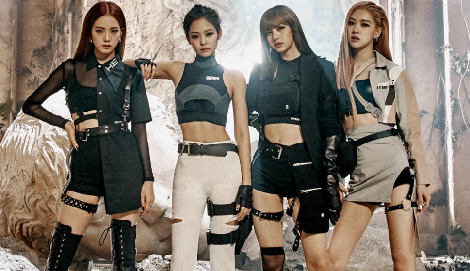 Blackpink, el nuevo fenómeno que salió de Corea del Sur para conquistar el mundo. Su nueva canción es un éxito en Youtube. Foto: Difusión