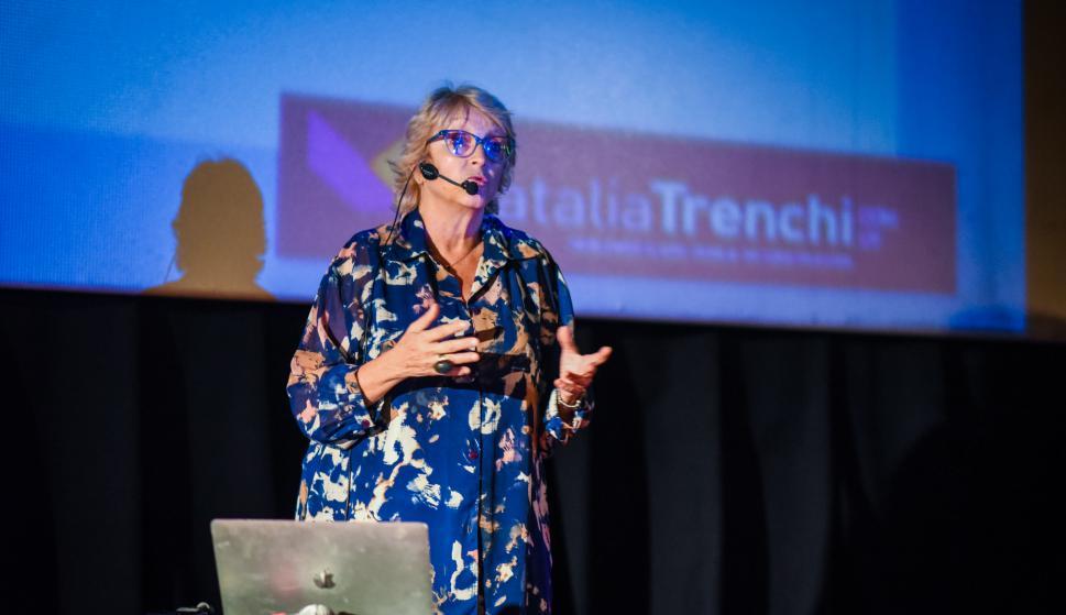 Natalia Trenchi.