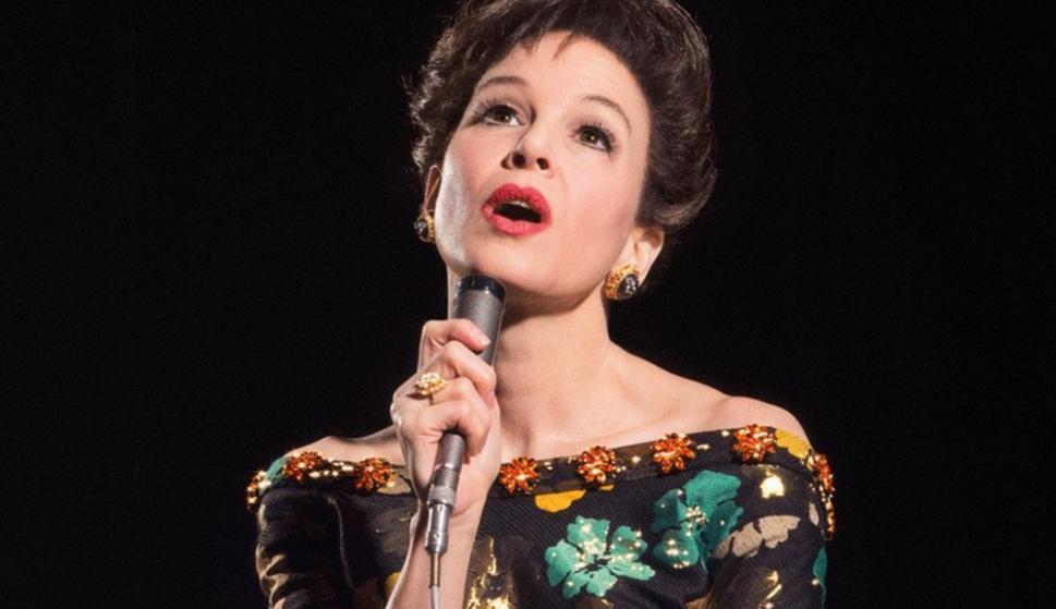 Renée Zellweger como Judy Garland en Judy