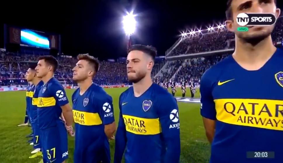 """Nandez Indignado Por Silbatina En El Himno Argentino: """"En"""