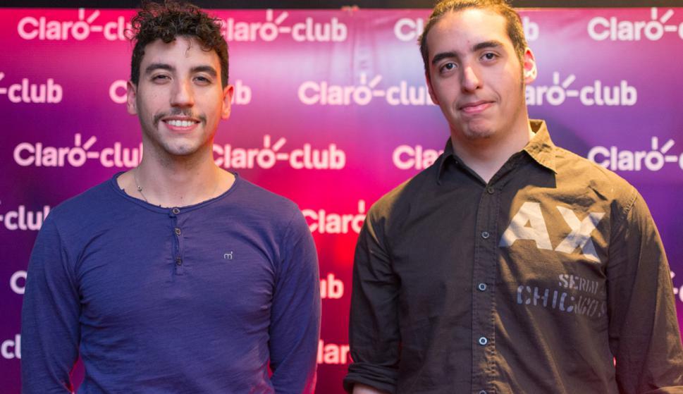 Gabriel y Guillermo Varela.