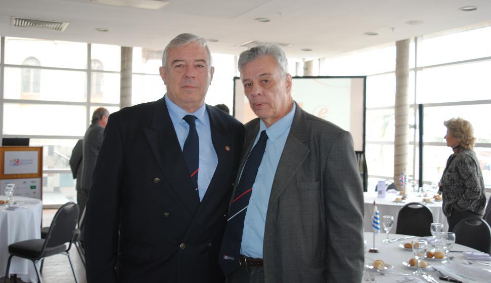 Jorge Vidal, Amilcar Vasconcellos.