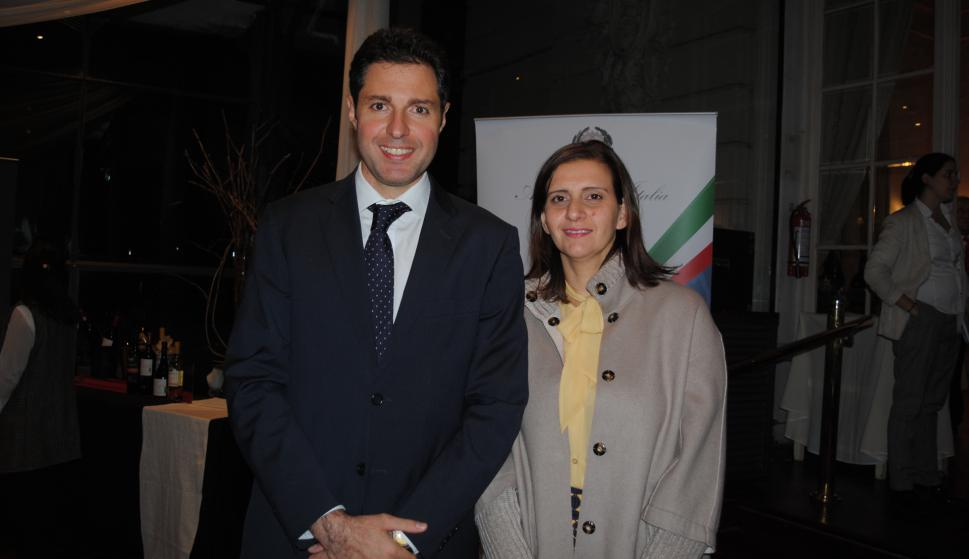 Alessandro Costa, Elsa D'Amico.