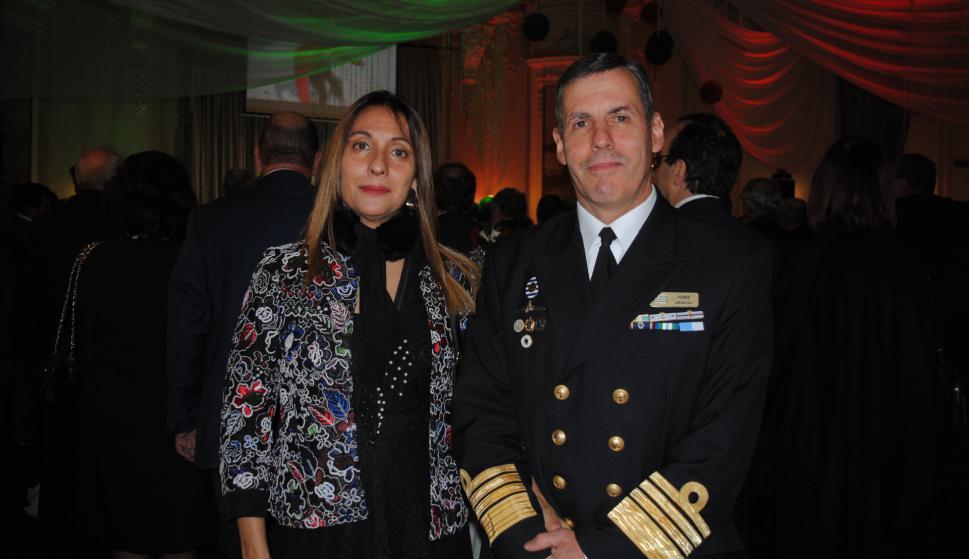 Isabel Freires, Fernando Pérez.