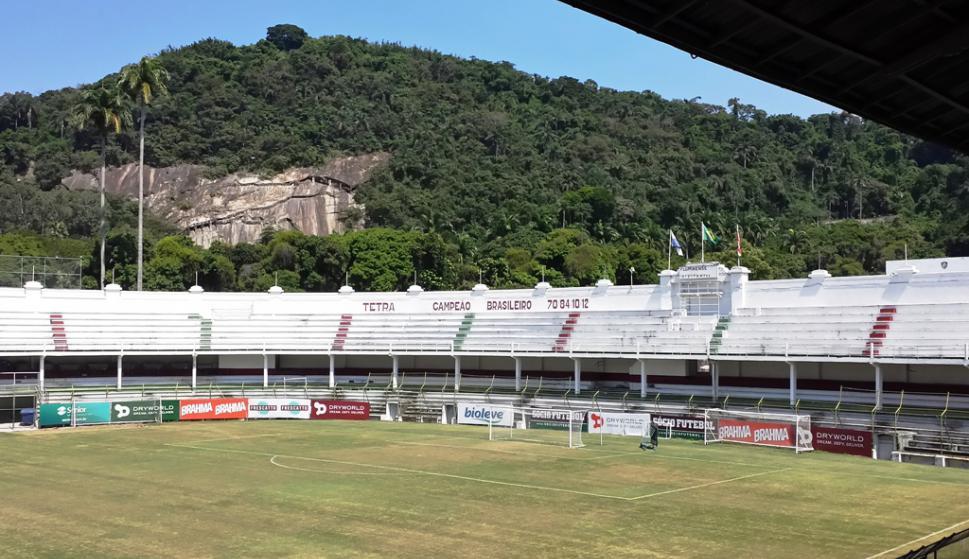 Estadio Laranjeiras