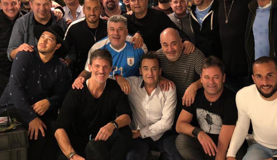 Emiliano Brancciari tiene motivos para quedarse a festejar