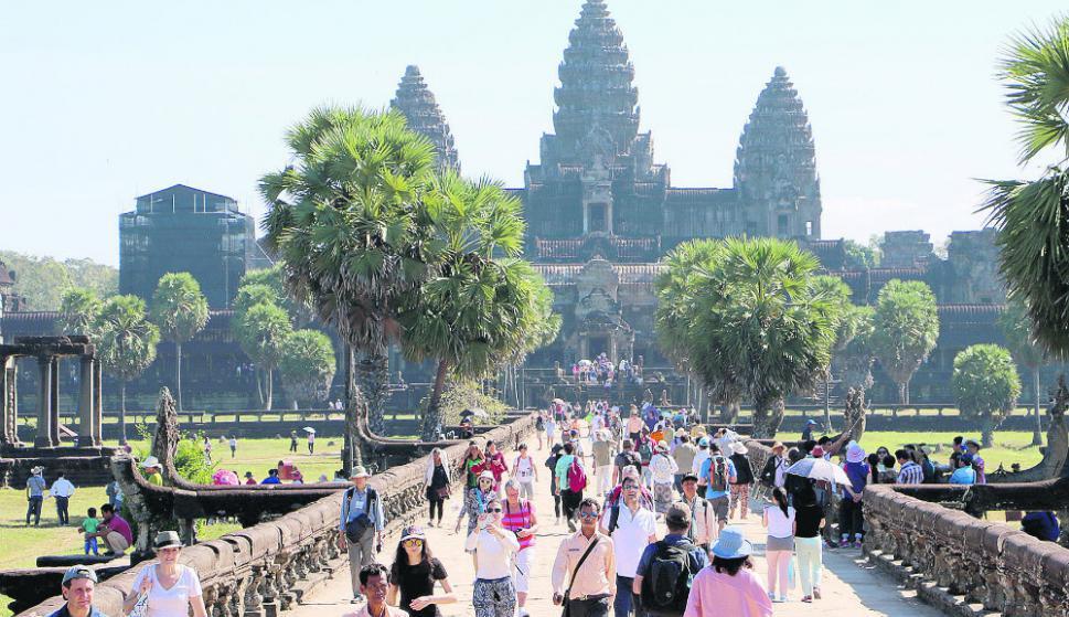 Parque Arqueológico Angkor