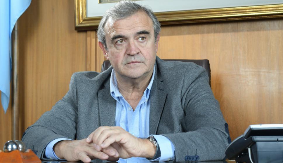 """Larrañaga promueve campaña """"Vivir sin miedo"""" en cadena nacional"""