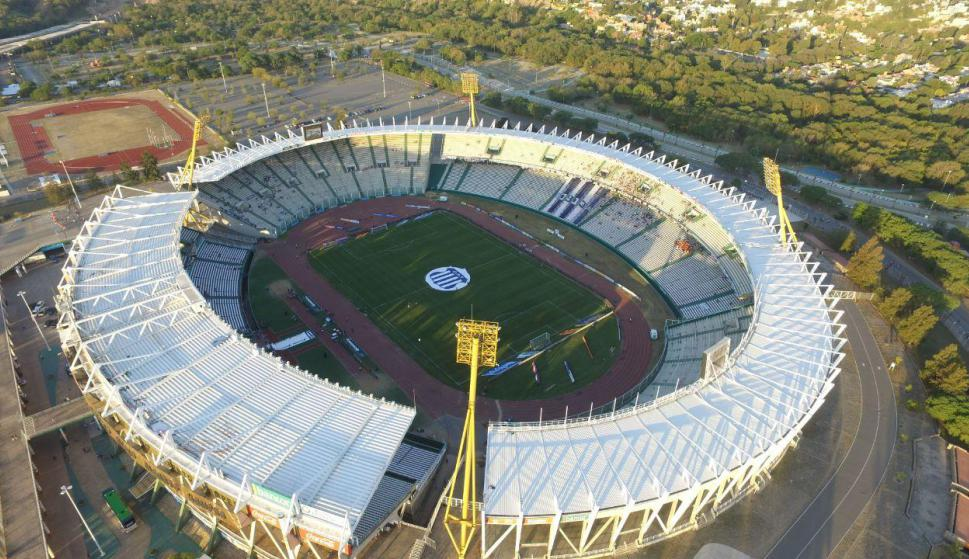 Mario Alberto Kempes (Córdoba) - 57.000 espectadores
