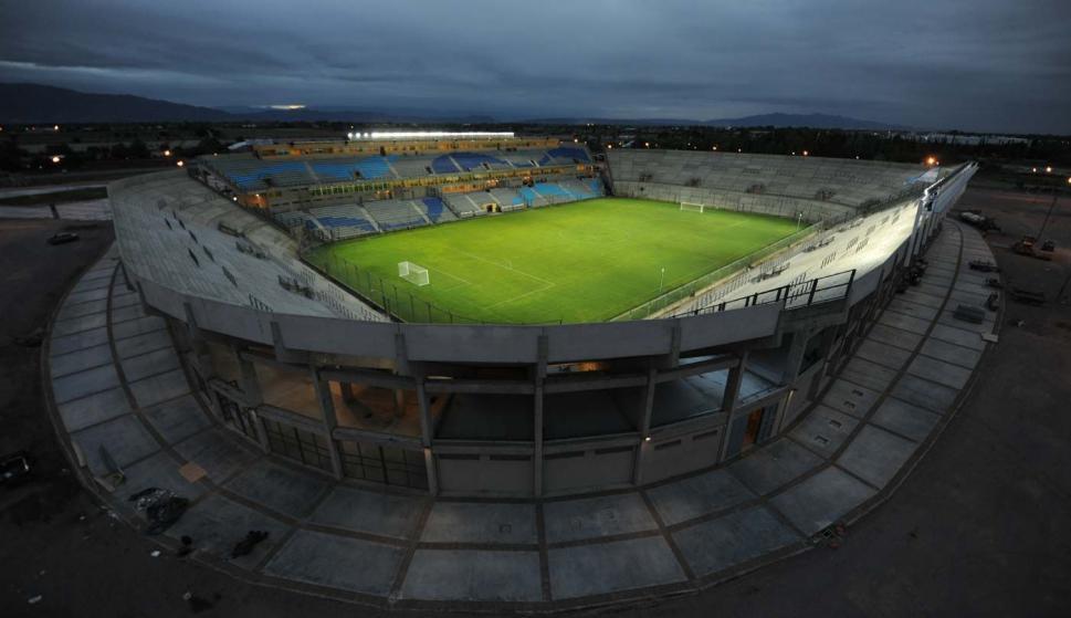 San Juan del Bicentenario (San Juan) - 26.000 espectadores