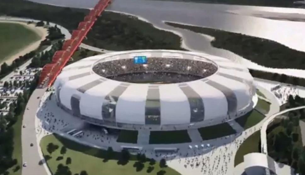 Estadio Único (Santiago del Estero) - 28.000 espectadores